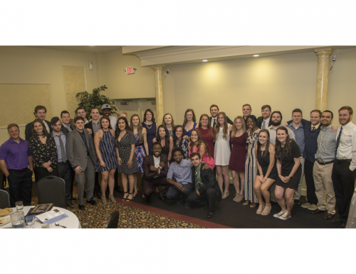 group image of 19th Annual Senior Honors Night Banquet
