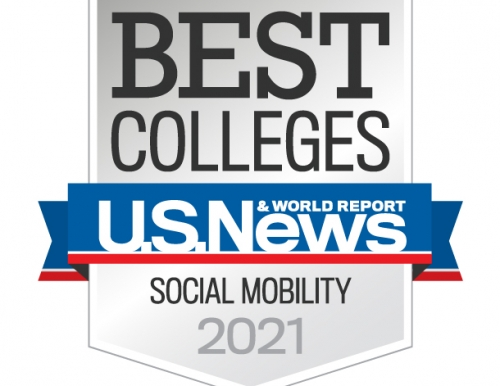 U.S. News & World Report Best Colleges for Social Mobility
