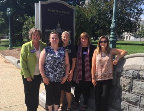 AOTA centennial hill day