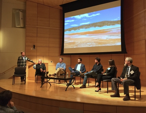 Our parks, our future panel discussion