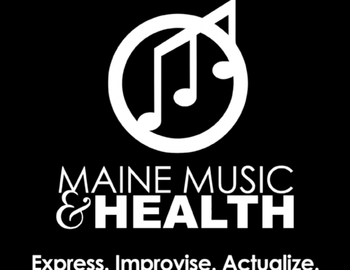 Maine Music & Health Logo