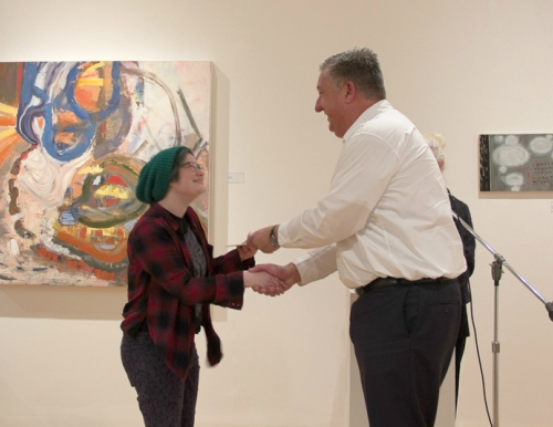 Student Juried Exhibition awards