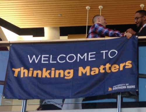 Thinking Matters banner