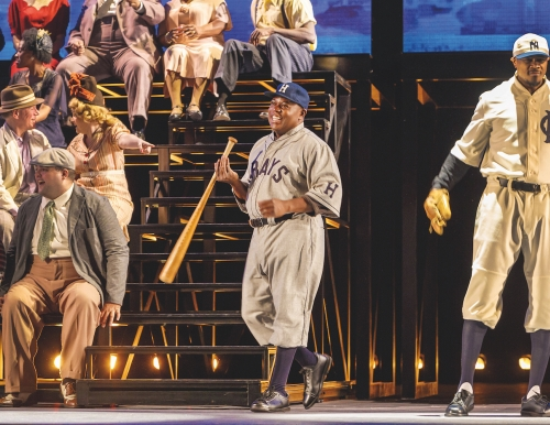 """The Summer King,"" by USM Professor Dan Sonenberg, premiered at the Pittsburgh Opera Company in April, 2017. (David Bachman Photography)"
