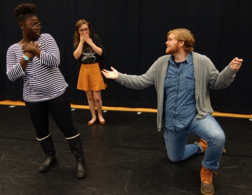 USM Theatre presents Shakespeare's Twelfth Night