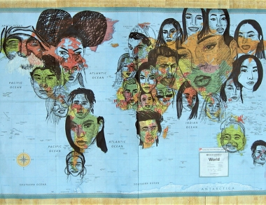 Anna Thach's ART 141 Map Project