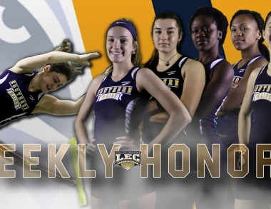 Slovenski, Gross and 4x200 Relay Receive LEC Weekly Honors