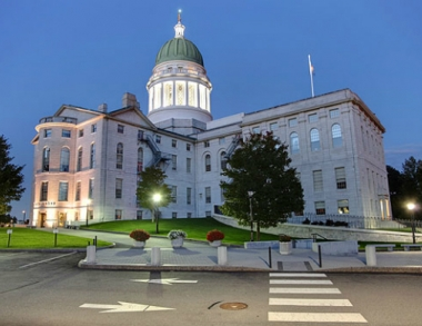 augusta maine capital building