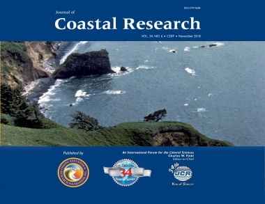 Coastal Research Cover Image