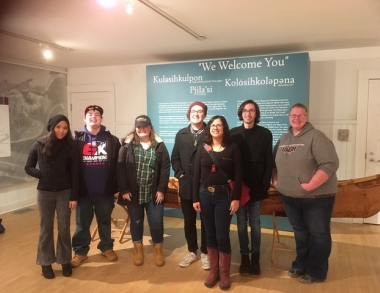 Photo of Abbe Museum Field Trip