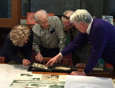 Hamilton Collection of Maps and Other Materials Related to the Maine Woods Donated to the Osher Map Library, University of Southern Maine