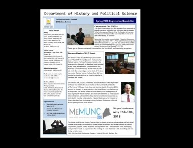HTY-POS Spring 2018 Newsletter Cover