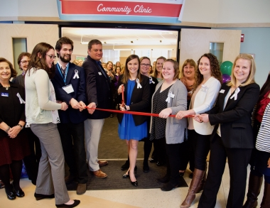 LAC's Occupational Therapy clinic opening celebration
