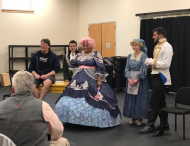 "Maine State Music Theatre's sensory-friendly ""Cinderella"""