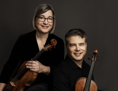 Faculty Concert Series, Robert Lehmann and Kimberly Lehmann