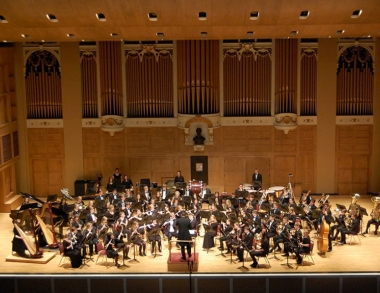 USM Youth Ensembles at Merrill Auditorium