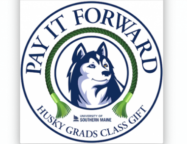 """Pay it Forward logo"