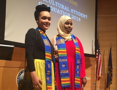 Intercultural grad ceremony 2018