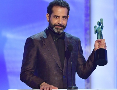 "Tony Shalhoub, courtesy of ""People"""