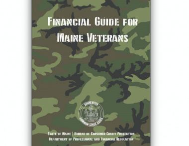 Cover of veterans guide
