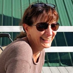 Photo of Professor Julie Kagan
