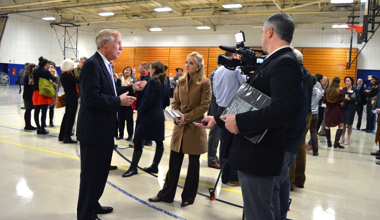 Angus King interview