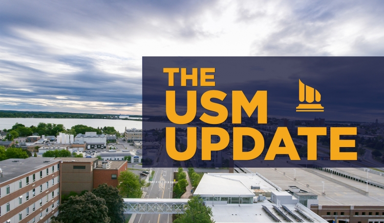 The USM Update title page