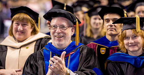 USM's distinguished faculty provide a quality education experience for our students