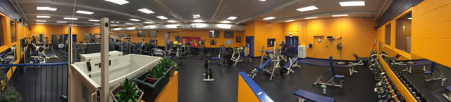 Image of Sullivan Complex Fitness Center