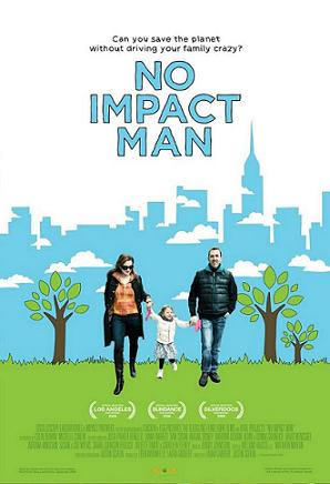No Impact Man film cover