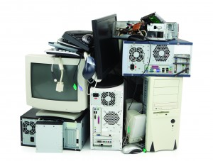 Electronic Waste Recycling Day at USM 2013