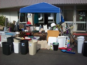September 2013 USM Gorham Yard Sale