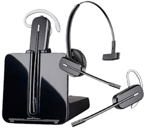 Plantronics CS540 Headset