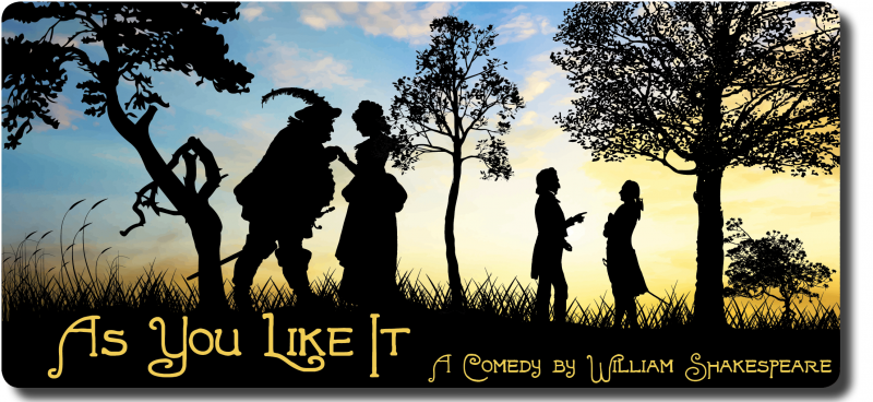 USM Theatre As You Like It
