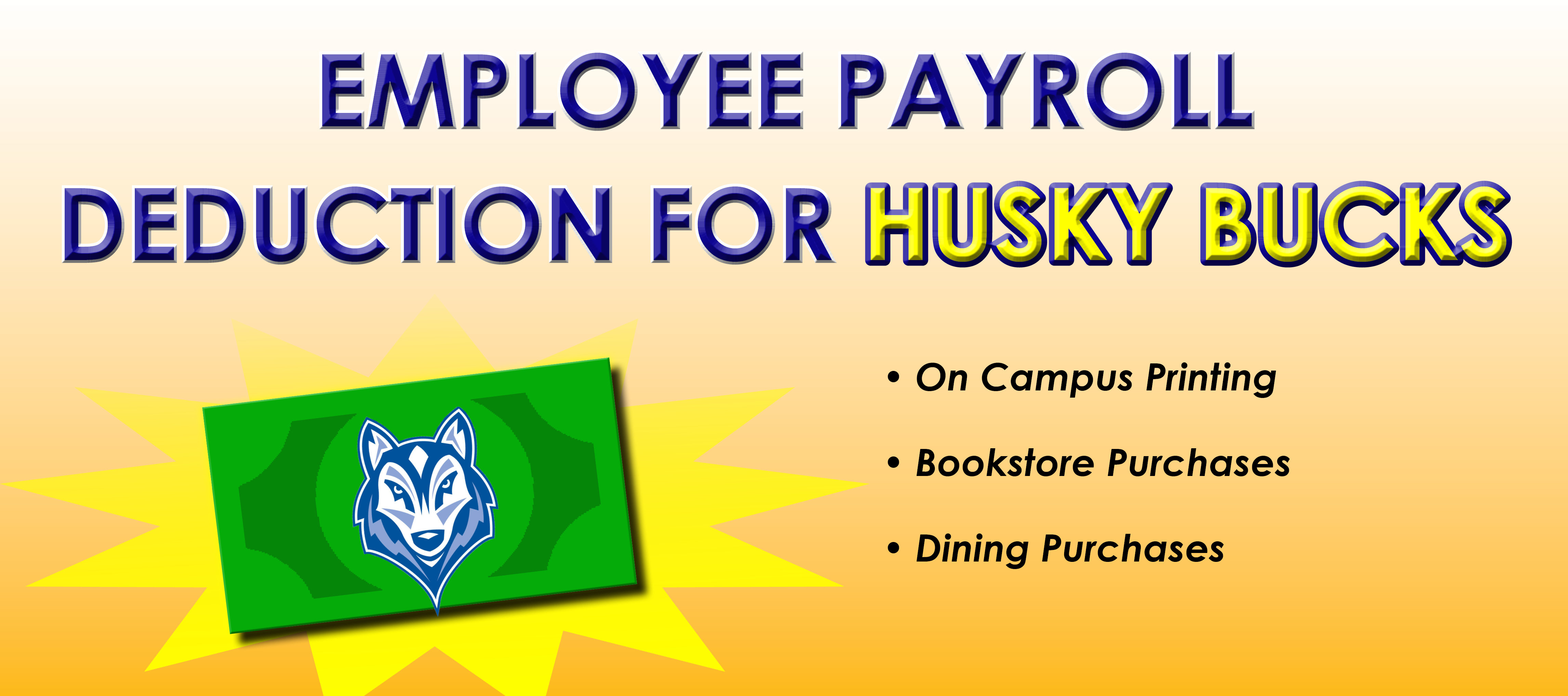 Employee hb payroll deduction