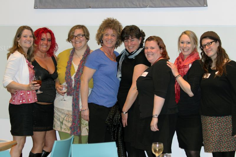 Women and Gender Studies Alums and 2012 Graduates